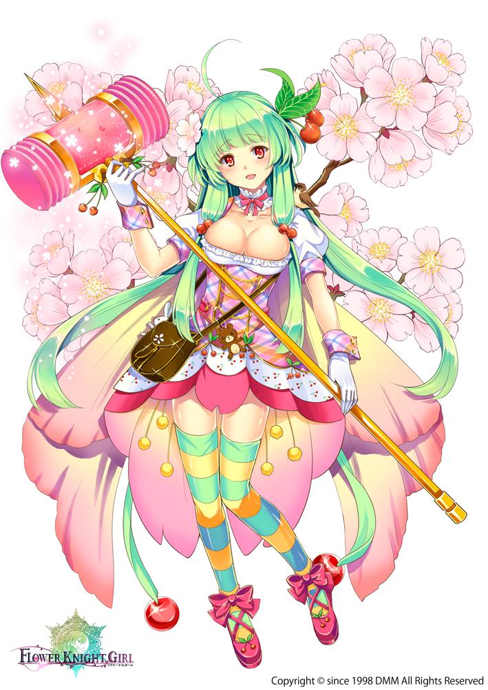 FLOWER KNIGHT GIRL ~サクランボ~ by DMM.com