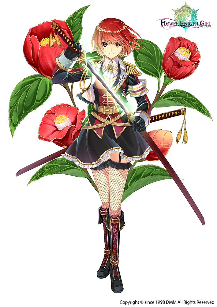 FLOWER KNIGHT GIRL ~ツバキver2~ by DMM.com