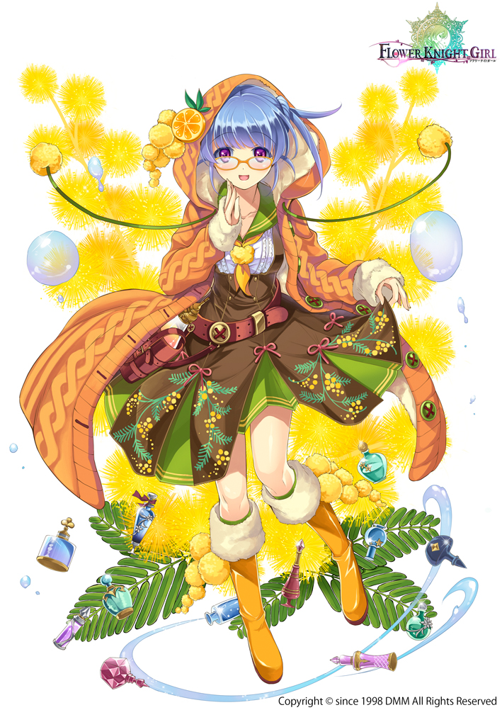 FLOWER KNIGHT GIRL ~ミモザ~ by DMM.com